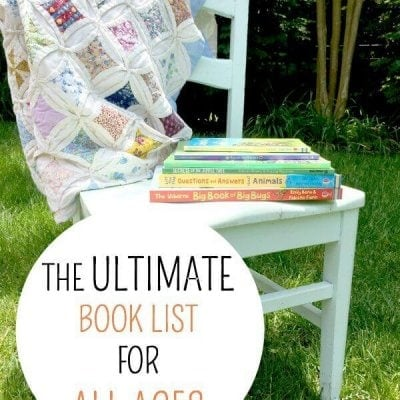 The Ultimate Book List for Children