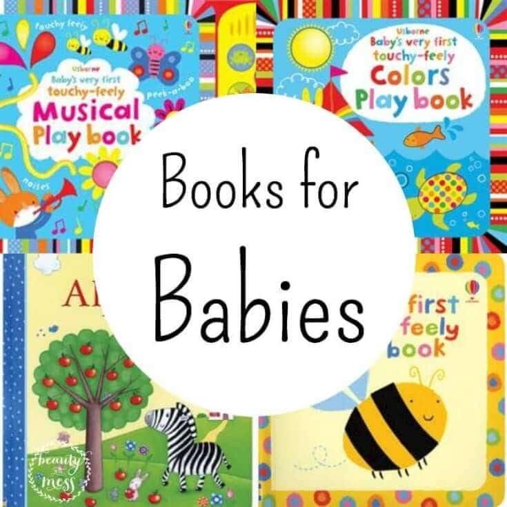 Usborne Books for Babies