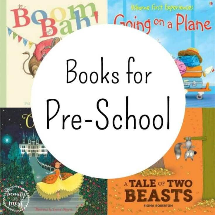 Usborne Books for Preschool