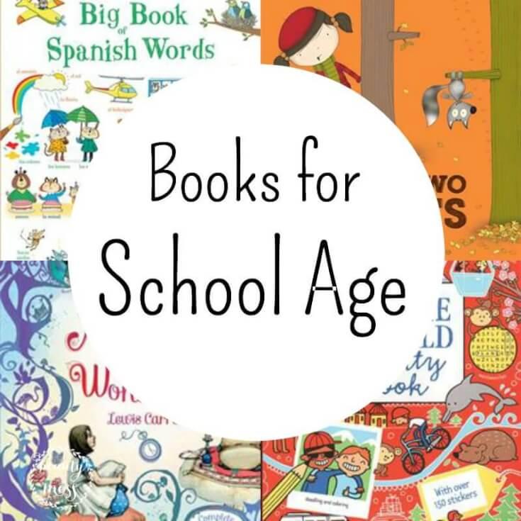 Usborne Books for School Age