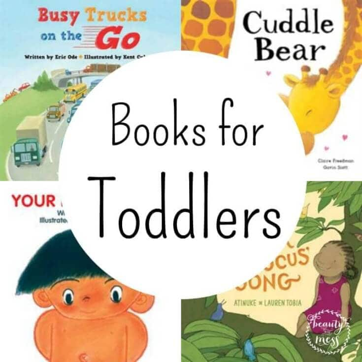 Usborne Books for Toddlers