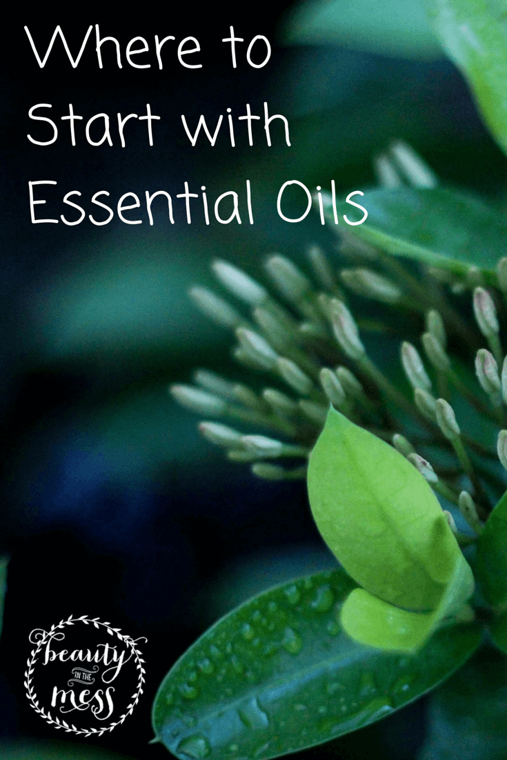 Where to Start with Essential Oils