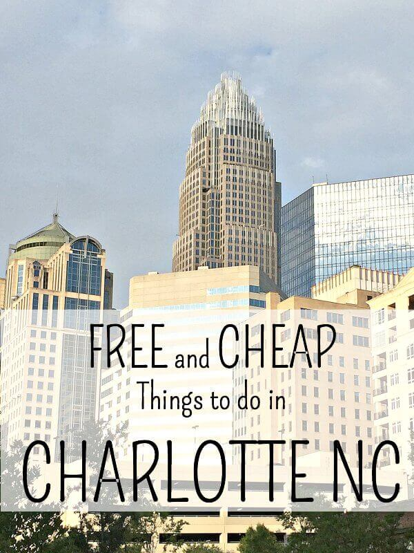 Things For Kids To Do In Charlote Nc