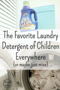 The Favorite Laundry Detergent of Children Everywhere-2