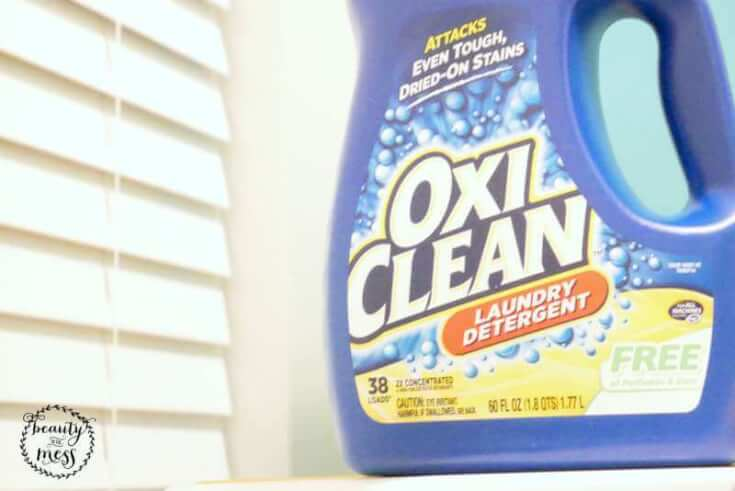The Favorite Laundry Detergent of Children Everywhere OxyClean-2