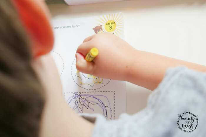 Alpha and Omega Horizons Preschool Homeschool Curriculum-2