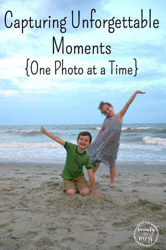 Capturing Unforgettable Moments One Photo at a Time