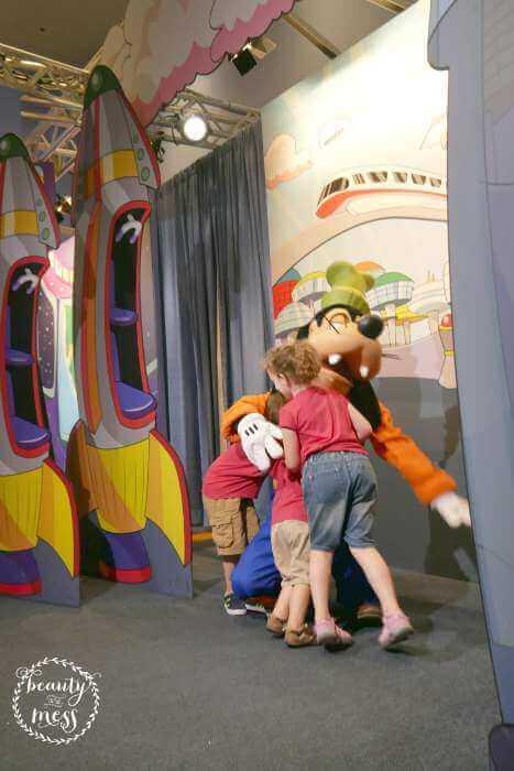 Knocking Goofy Over Panasonic LUMIX G7-2
