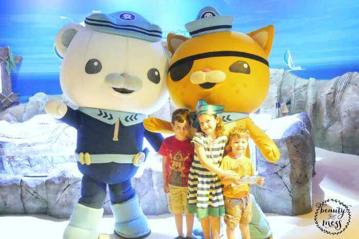 Octonauts at SeaLife Panasonic LUMIX G7-2