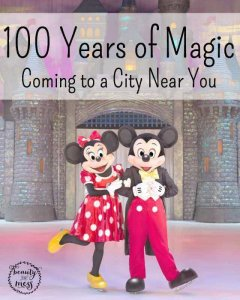 100 Years of Magic Disney on Ice Coming to a City Near You