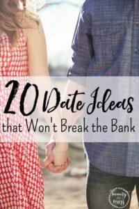 frugal date ideas