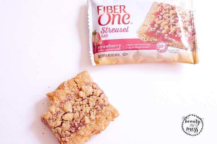FiberOne Streusel Mommy Snack