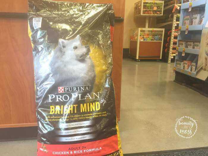 Purina Pro Plan Bright Mind Adult 7+