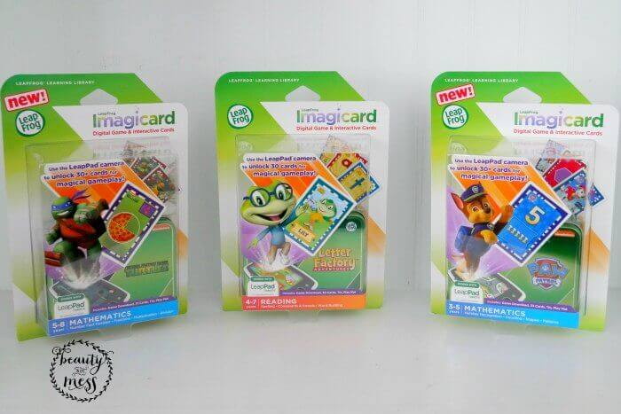 Leap Frog Imagicard Sets-2