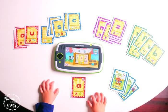 LeapPad Platinum Imagicards