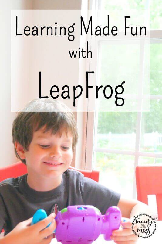 Learning Made Fun with LeapFrog-2