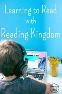 Learning to Read with Reading Kingdom