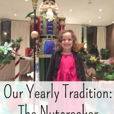 Our Yearly Tradition: The Nutcracker