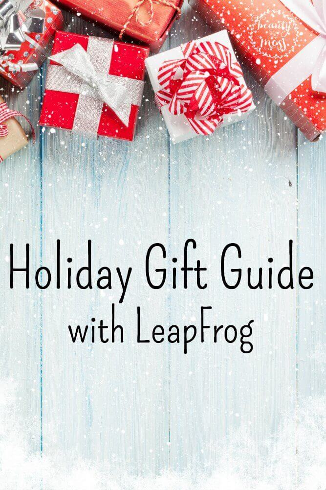 Holiday Gift Guide with LeapFrog
