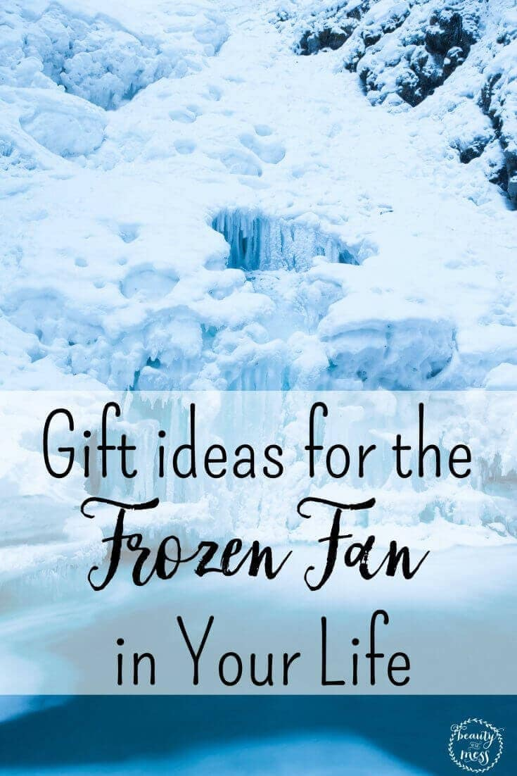 Gift ideas for the Frozen Fan in Your Life
