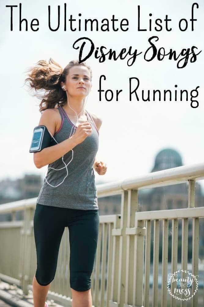 Disney Songs for Running