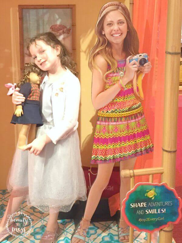 Lea Clark American Girl Doll of the Year Joy2EveryGirl