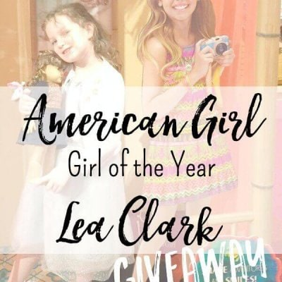 American Girl Doll of the Year: Lea Clark