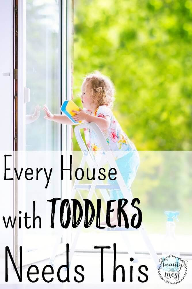 Life with toddlers is never dull. If you have toddlers in your house, you don't want to be without this from ezpz. via @simplifyingfamily