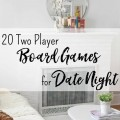 2 player board games for date night