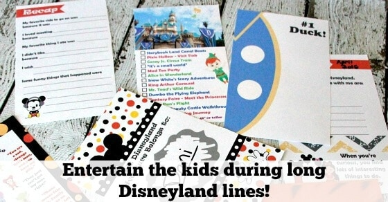 2016 Unofficial Disneyland Activity & Autograph book by BusyMomsHelper Facebook 6 Text