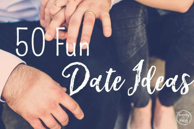 50 Perfect Date Ideas