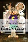 Chuck E. Cheese's Fundraising night