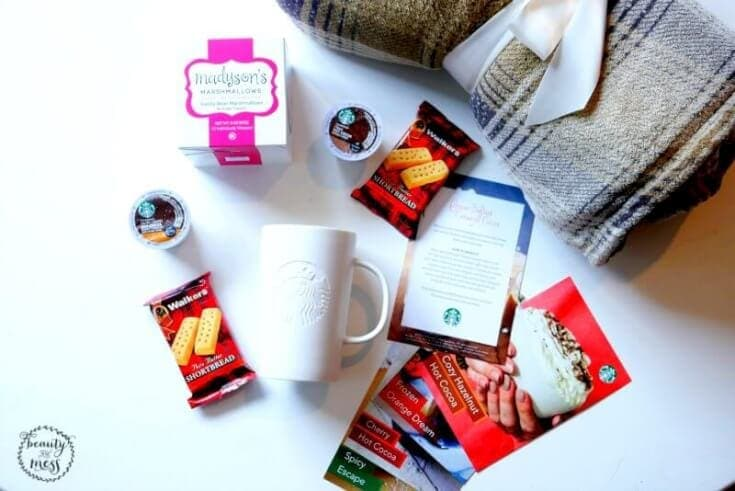 Starbucks Warm and Cozy Collection