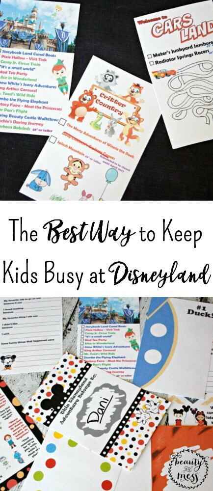 The Best Way to Keep Kids Busy