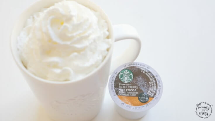 Warm and Cozy with Starbucks