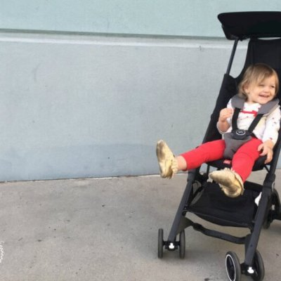 The Perfect Stroller for Moms on the Go