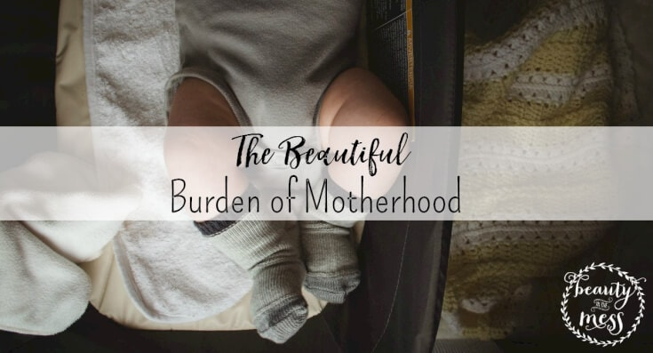 Beautiful Burden of Motherhood
