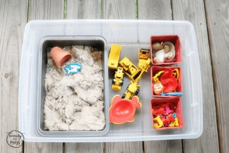 DIY Portable Sandbox 6