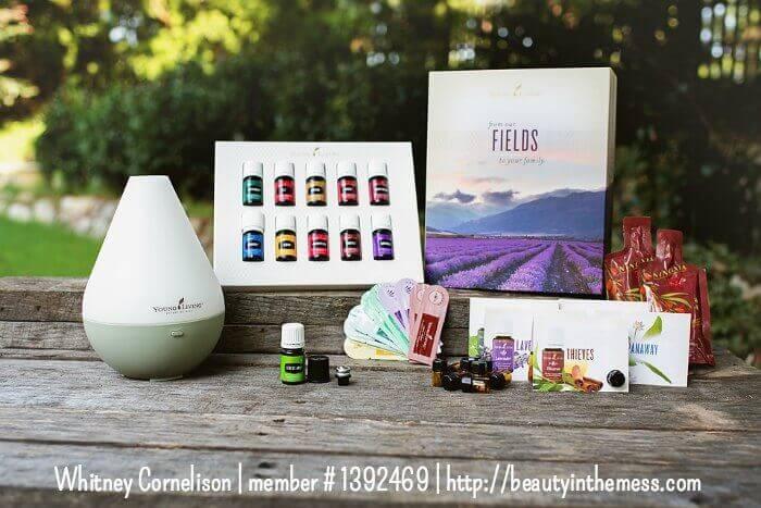 Premium Start Kit Young Living 1392469
