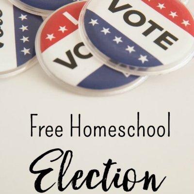 Free Homeschool Election Unit Study