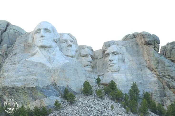 Mount Rushmore Find Your Park