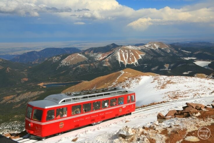 Pikes Peak Find Your Park
