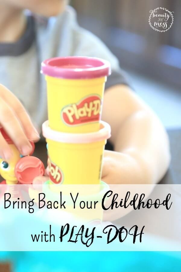 Bring Back Childhood with PLAY-DOH