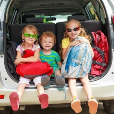 10 Tips When Traveling with Kids by Car