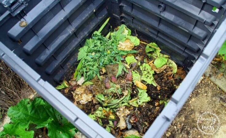 Successful composting is achieved with a simple ratio.