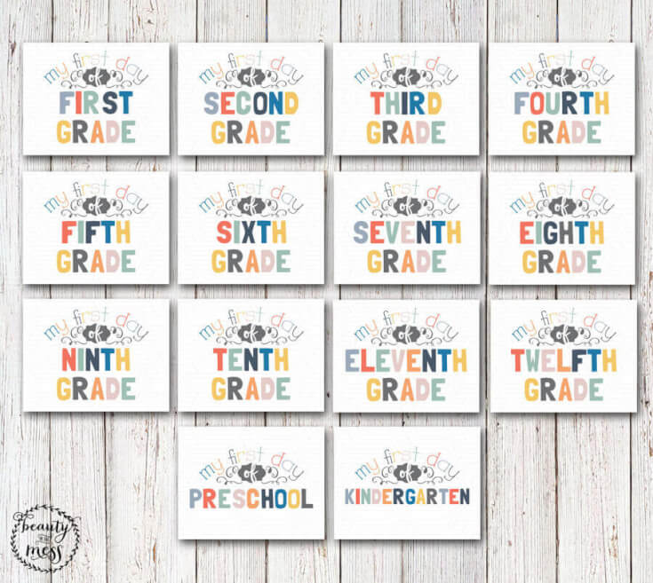 first day of school printable signs 5_900x805