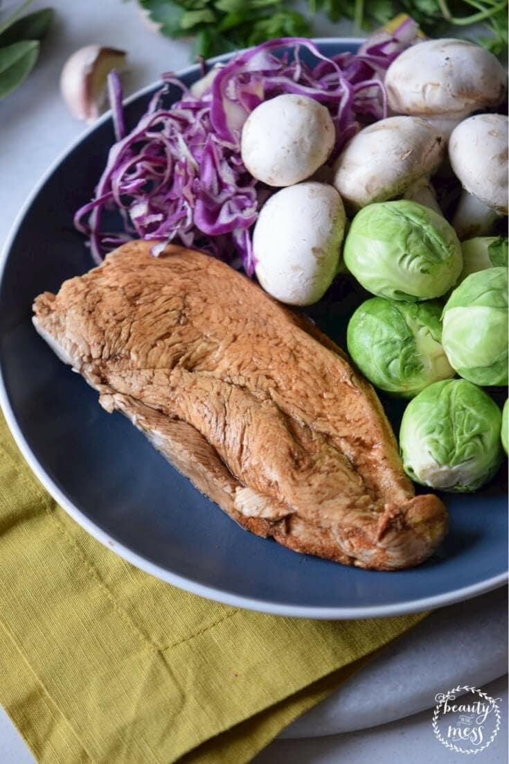 Balsamic Baked Chicken