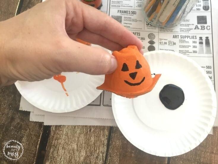Happy Pumpkin for Fall