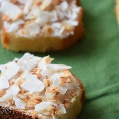 Gluten-Free Coconut Cream Bars for a Perfect Treat