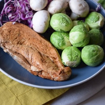 Quick and Easy Balsamic Baked Chicken